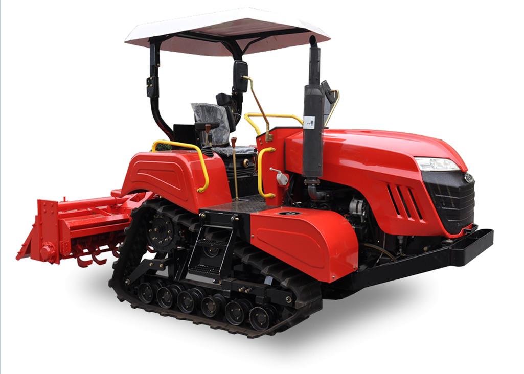 8-25 equipamiento agrícola del tractor diesel del paseo de
